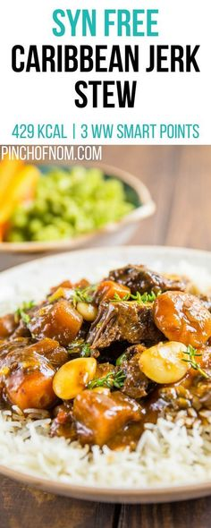 25 Delicious Slimming World Dinner Recipes Being on a diet doesn't mean just eating vegetables. Slimming World have recipes from Chinese chicken, to pitta pizza! 25 Slimming World Dinner Recipes. Slimming World Dinners, Slimming World Recipes Syn Free, Slimming World Syns, Slimming Eats, Slimming World Beef Stew, Slow Cooker Slimming World, Slimming World Breakfast, Slimming World Lunch Ideas, Slimming World Fakeaway