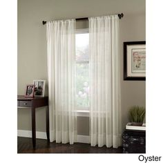 Cheap curtain design for window, Buy Quality window curtain cloth directly from China curtain electric Suppliers: BHD soild white tulle sheer window curtains for living room the bedroom modern tulle organza curtains fabric blinds drapes Voile Panels, Sheer Curtain Panels, Window Panels, Panel Curtains, Window Blinds, Blackout Curtains, Sheer Blinds, Sheer Drapes, Tulle Curtains