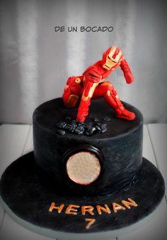 Ironman cake  Tarta de Ironman