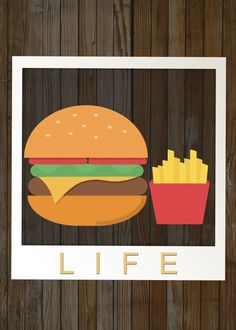 Burger LIFE!