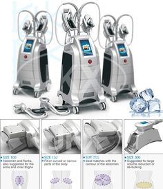 You can contact me! Introduce you to the best products, the optimal effect Cryolipolysis with four pure silicone size handles: Very effective slimming results while comfortable treating! Web-site:www.jkx-group.com