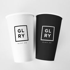 Maybe we could make these plastic, but if you ask for water, we could pour it into a nice branded cup for people to drink from.