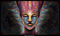 La psicodelia no es un arte perdido. Sigue a estos artistas psicodélicos en Instagram para que te puedas conocer de este tipo de arte.