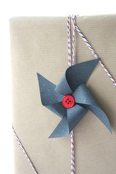 DIY Pinwheel Bow
