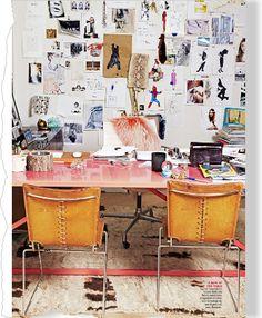 work space / Jenna Lyons