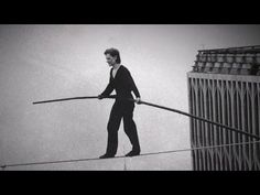 """CBS This Morning: High wire movie: """"The Walk"""" - He was a man who permanently redefined the phrase, """"High-wire."""" Phillip Petit's 1974 death-defying performance is dramatized in a film by Robert Zemeckis. It was one of the most daring feats in history. The tightrope performance between the Twin Towers is brought to the big screen in a new film, """"The Walk."""""""