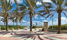 Lummus Park, South Beach (Miami Beach Florida)