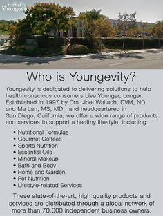WHO IS YOUNGEVITY?? Find out more and shop for products: http://dreamsachieved.youngevity.com
