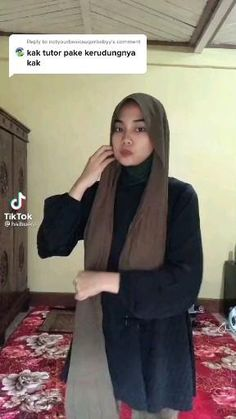 Simple Hijab Tutorial, Hijab Style Tutorial, Stylish Hijab, Casual Hijab Outfit, Street Hijab Fashion, Muslim Fashion, Hijab Turban Style, Pashmina Hijab Tutorial, Ways To Wear A Scarf
