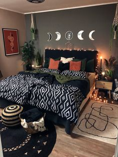 Room Ideas Bedroom, Home Decor Bedroom, Living Room Decor, Aesthetic Room Decor, Cozy Room, Dream Rooms, New Room, Home Decor Inspiration, Decor Ideas