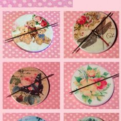 Lots of designs available. Magnetic needle minders handmade. Perfect accessory for cross stitch, sewing & embroidery. #needleminder #sewing #crossstitch #embroidery #magnet #cross stitch #dragonfly #butterfly