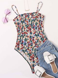 Modest Swimsuits, Ditsy Floral, Boho, Sexy, Girl Fashion, Bodysuit, One Piece, Swimwear, Clothes