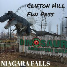 We had a day off and ended up buying a Niagara Falls Clifton Hill Fun Pass. A complete review and tips for a fun days with kids by the falls.