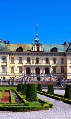 Drottningholm Palace, Stockholm - Sweden