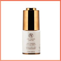 Try this serum for just a hint of color.