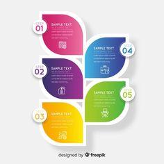 Free Infographic Templates, Circle Infographic, Infographic Powerpoint, Powerpoint Design Templates, Booklet Design, Brochure Template, Flyer Template, Presentation Design, Presentation Folder