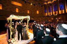 Gotham Hall Weddings | NYC Weddings | Photography by Berit Bizjak of Images by Berit | Gotham Hall Weddings Photographer | NYC Weddings Photographer | Floral Chuppa