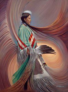 ricardo chavez-mendez | ricardo chavez mendez biography born in torréon coahuila mexico self ... Native American Paintings, Native American Wisdom, Native American Pictures, Native American Beauty, Native American Artists, American Indian Art, Native American Indians, Wow Art, Indigenous Art