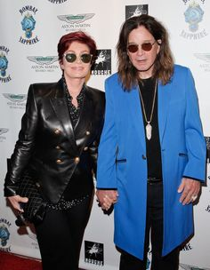 Pin for Later: 30 Couples Who Have Already Called It Quits This Year Ozzy and Sharon Osbourne
