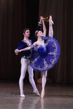 Olga Smirnova and Viktor Lebedev Grand Pas Classique