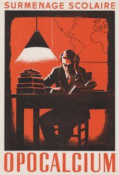 Pharmaceutical Ads 1930s France