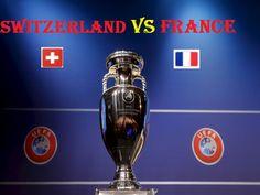 France Vs Switzerland reviews Euro 2016