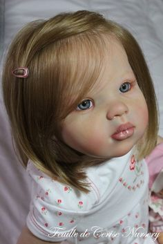 Eléa - reborn petite fille toddler