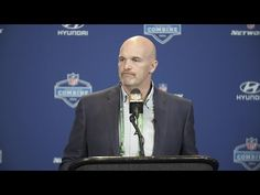 Falcons Dan Quinn Eyeing Speed At The Combine - Mad Mike Sports