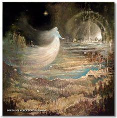 Art Gallery of Rassouli spiritual surrealism mystical original paintings at Avatar Fine Arts Romantic Artwork, Illustrator, Spiritual Paintings, Art Corner, Visionary Art, Figure Painting, Figurative Art, Contemporary Artists, Oeuvre D'art