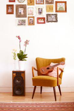 49 New Ideas Vintage Furniture Retro Bedrooms Design Furniture, New Furniture, Chair Design, Vintage Furniture, Luxury Furniture, Interior Ikea, Retro Bedrooms, Design Presentation, Retro Interior Design