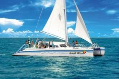 Sailing & Snorkeling - Catamaran to Icacos Island Area