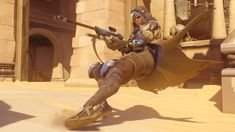 'Overwatch' hero spotlight: How to suck less with Ana Image: Blizzard Entertainment  By Adam Rosenberg2016-07-13 14:37:42 UTC  Each Overwatch hero is a special snowflake.  Different guns different abilities different movement speeds different quirks. Learning to excel with one hero doesnt mean youve mastered Overwatch.  Playing a hero the right way only gets you so far of course. Positioning team formation (on both sides) and overall skill level are still important; you can play a hero…