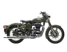 Explore the features, tech-specifications, images and reviews of Royal Enfield Classic Battle Green here. Compare it with other Royal Enfield motorcycles.
