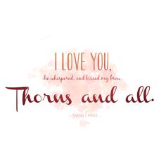 A Court of Thorns and Roses by Sarah J Maas Fandom Quotes, Rose Quotes, Sarah J Maas Books, Favorite Book Quotes, A Court Of Mist And Fury, Queen, Love Words, Meaningful Quotes, Book Nerd