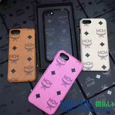 エムシーエム iphoneケース 芸能人愛用 iPhone7ケース mcm柄 iphone7 plusカバーケース カッコイイ 韓国スターに大人気 新品