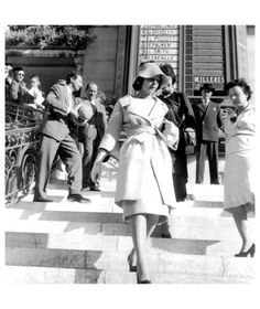 Bettina Longchamp Paris 1959