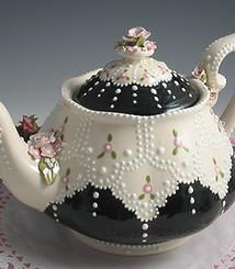 Whimsical Bliss Studios Teapots
