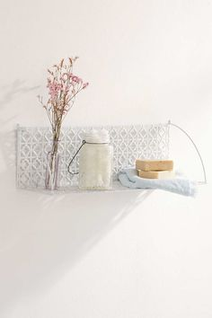 Helena Wire Shelf - Urban Outfitters