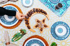 Jumuah Mubaraka! I'm so excited to show you all some pieces of our new home collection! Decorate your table this Eid with our new dinnerware sets, serving trays and tablecloths! We have a couple of new colors in the works for all of these as well. We hope to have these up in the shop soon! #daysofeid