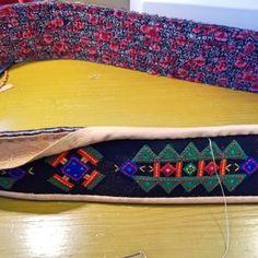 Native Style, Friendship Bracelets, Crafting, Embroidery, Fashion, Needlework, Needlepoint, Moda, La Mode