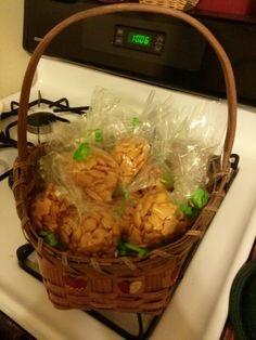 Goldfish crackers!!