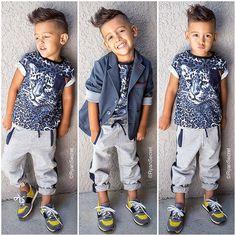 Get this entire outfit from @childsplayclothing  Shirt, blazer and pants #robertocavalli Shoes #fendi @childsplayclothing #ryansecret #fashionkids #kidsfashion #kidswithstyle