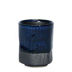Wood Textured Japanese tea cup - Namako