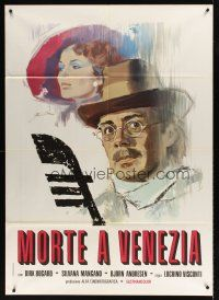 Muerte en Venecia (Morte a Venezia), de Luchino Visconti, 1971 Beau Film, Gustav Mahler, Cinema Posters, Film Posters, Westerns, Luchino Visconti, The Image Movie, Cult Movies, Films