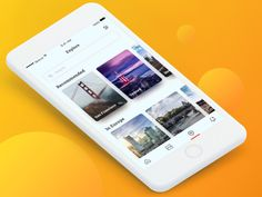 Travel App [Freebie] by Pawel Kwasnik