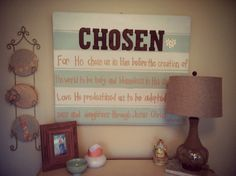 Pure of Faith: Adoption Baby Shower