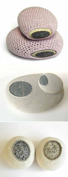 susanna bauer - crochet on rocks