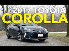 cool 2017 Toyota Corolla Review