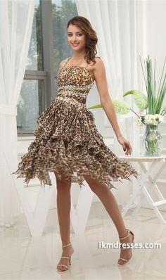 b45e93365bd Beading Knee-Length Sheath  Column Sleeveless Cocktail Party Dress  http   www. Pretty Prom DressesCheap Short ...