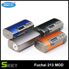 Find More Batteries Information about Original Sigelei Fuchai 213 Box Mod 10w 213W 0.1 3.0ohm Fuchai 213w TC Mod Electronic Cigarettes MOD  without 18650 battery,High Quality mod laptop,China cigarette case for sale Suppliers, Cheap cigarette smoke from Skey E-Cigarette Store on Aliexpress.com
